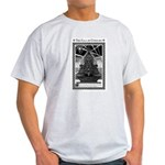 Cthulhu Statue Light T-Shirt