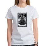 Cthulhu Statue Women's T-Shirt