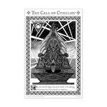 Cthulhu Statue Mini Poster Print