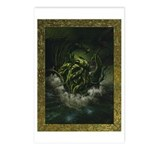 Cthulhu Rising Postcards (Package of 8)