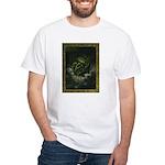 Cthulhu Rising White T-Shirt