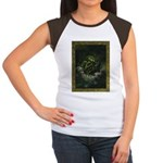 Cthulhu Rising Women's Cap Sleeve T-Shirt