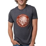 journeycircle_red.png Mens Tri-blend T-Shirt