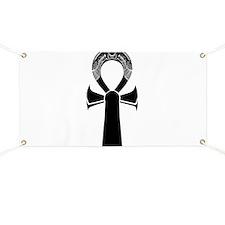 Egyptian Ankh Banner