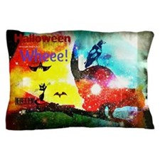 Halloween Fly By1 Pillow Case