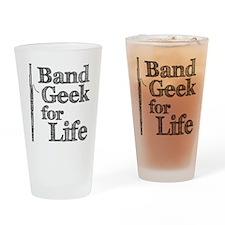 Bassoon Band Geek Drinking Glass