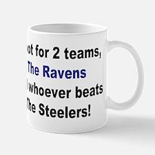 Ravens Football Mug