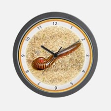 You Need A Millipede Wall Clock
