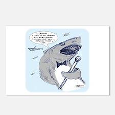 Sharkey Finatra2 Postcards (Package of 8)