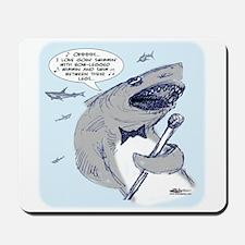 Sharkey Finatra2 Mousepad