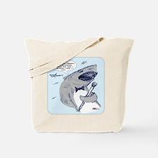 Sharkey Finatra2 Tote Bag