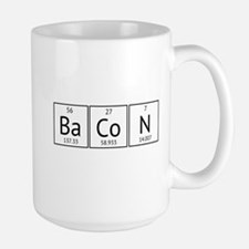 BaCoN Periodic Element Mug