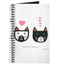 Love Cats Journal