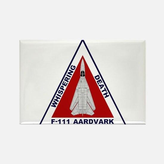 F-111 Aardvark Rectangle Magnet