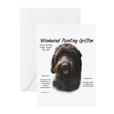 Wirehaired Pointing Griffon Greeting Cards (Packag