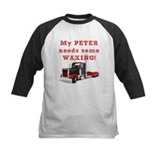 My PETER needs some WAXING! Tee