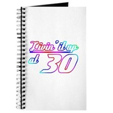 30th Birthday Party Journal