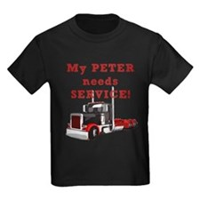 My PETER needs SERVICE! T