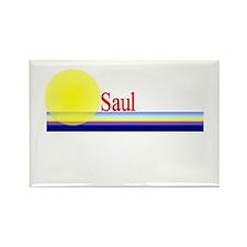 Saul Rectangle Magnet
