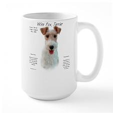 Wire Fox Terrier Ceramic Mugs