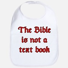 The Bible is not a text book Bib
