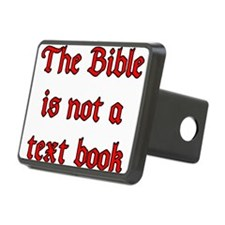 The Bible is not a text book Hitch Cover