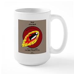 KNOTS Retro Patrol Patch Mug
