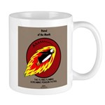 KNOTS Retro Patrol Patch Mug