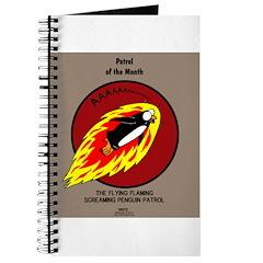 KNOTS Retro Patrol Patch Journal