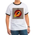 KNOTS Retro Patrol Patch Ringer T