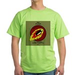 KNOTS Retro Patrol Patch Green T-Shirt