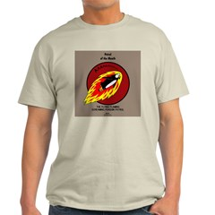 KNOTS Retro Patrol Patch T-Shirt