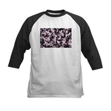 Barely Berry Pink & Black Tee