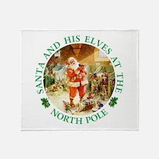 Santa & His Elves at the North Pole Stable Stadiu