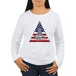 F-111 Aardvark Women's Long Sleeve T-Shirt