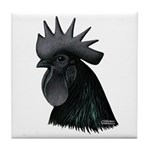 Ayam Ceymani Rooster Tile Coaster