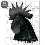 Ayam Ceymani Rooster Puzzle