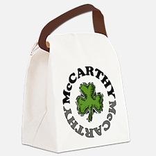 McCarthy Canvas Lunch Bag