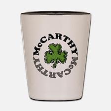 McCARTHY Shot Glass