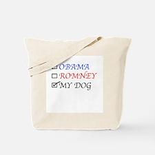 Ballot Sheet T-Shirt Tote Bag