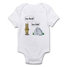 You Rock, You Rule Infant Bodysuit