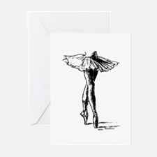 Ballet Greeting Cards (Pk of 20)
