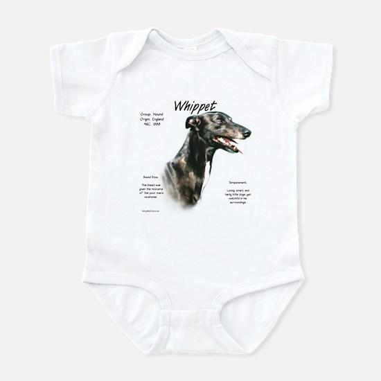 Whippet Baby Light Bodysuit