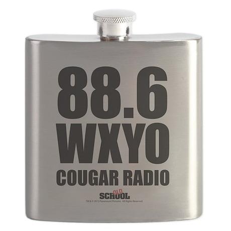 Cougar Radio Flask