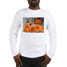 Halloween -RecMag -SharPei Long Sleeve T-Shirt