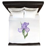 Iris King Duvet Covers