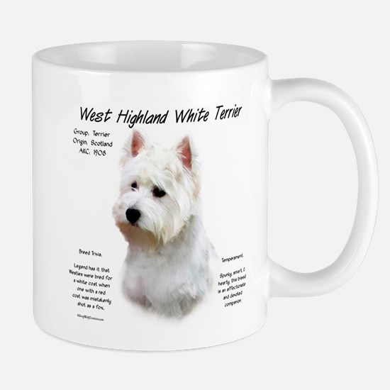 West Highland White Terrier Mug