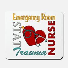 ER Nurse Mousepad