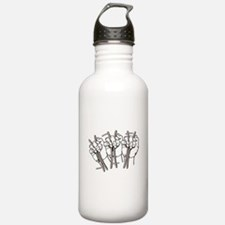 Traditional Grip Roll Water Bottle