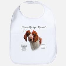 Welsh Springer Spaniel Bib